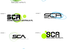 SCA Logo designed by SH Designs
