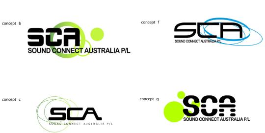 SCA Logo designed by SH Designs