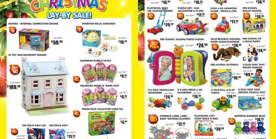 Toy World Brochure Design By SH Designs