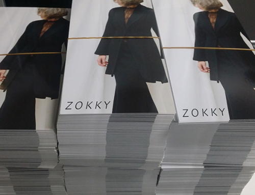 Zokky Flyer, Swing Tag, Banner Design and Print
