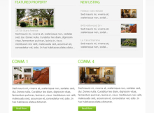 GO Properties Website designed by SH Designs
