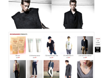 In-Trend E-Commerce Website designed by SH Designs