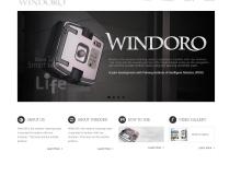Windoro Website Design By SH Designs